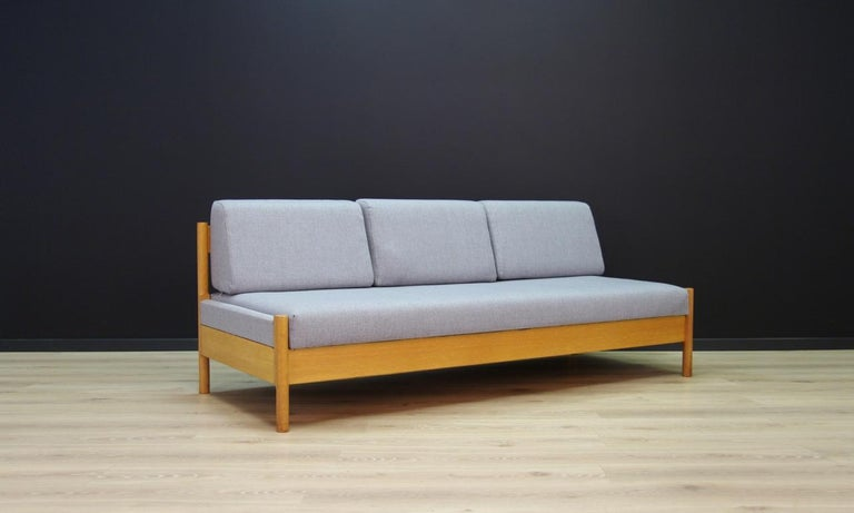 Retro Sofa Danish Design Vintage Classic at 1stdibs
