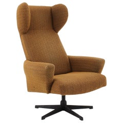 Retro Swivel Chair, 1970s