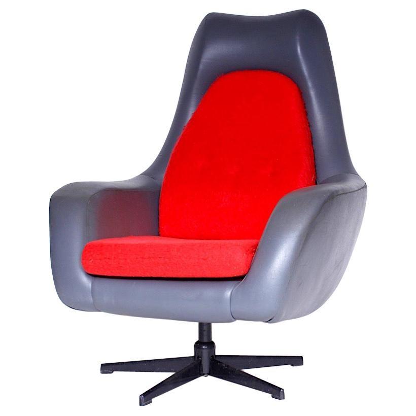 Retro Swivel Chair, Siesta, 1970s