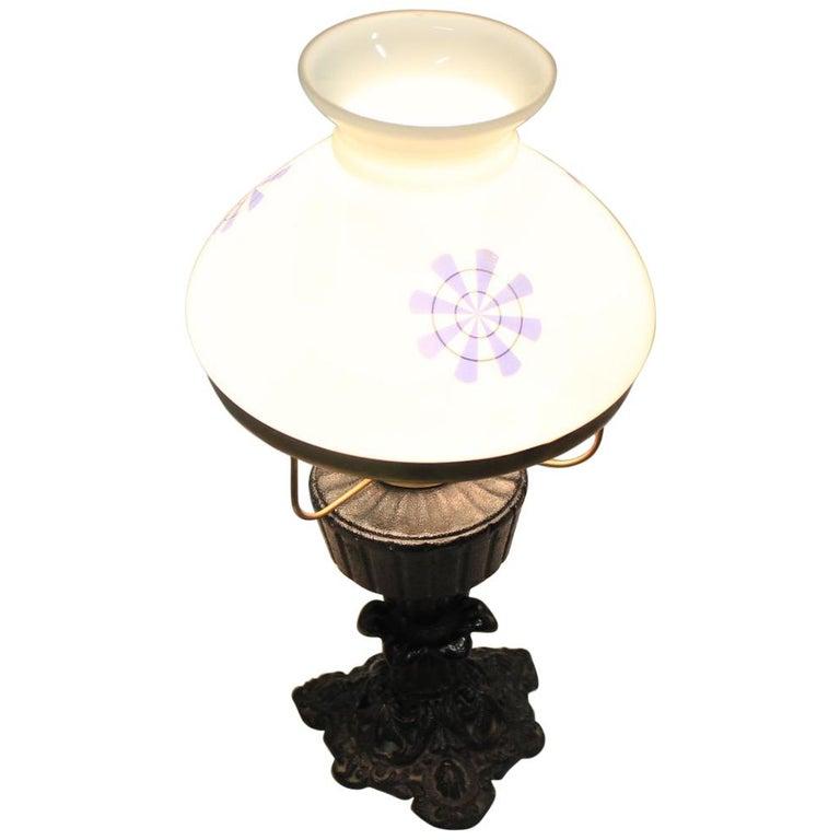 Retro Table Lamp, Czechoslovakia For Sale