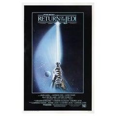 """Return of the Jedi"" 1983 U.S. One Sheet Film Poster"