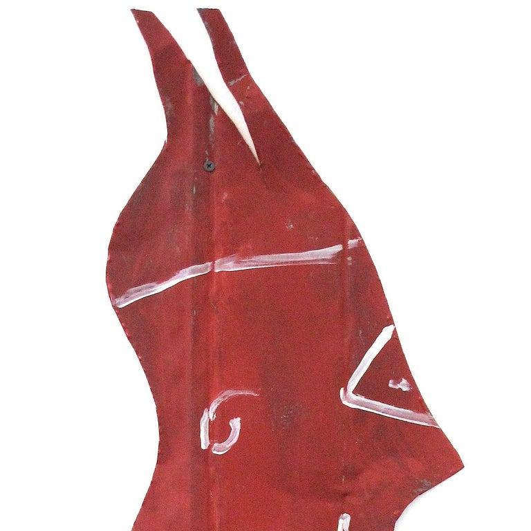 R A  Miller - Red Devil For Sale at 1stdibs