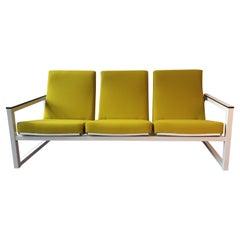 Reupholstered 3-Seater Sofa by Tjerk Reijenga and Friso Kramer for Pilastro