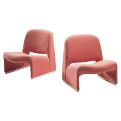 'Alky' Lounge Chairs in the Style of Giancarlo Piretti