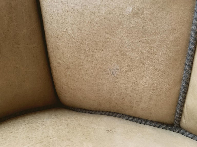 Reupholstered Danish Modern Settee by Slagelse Møbelvaerk For Sale 6