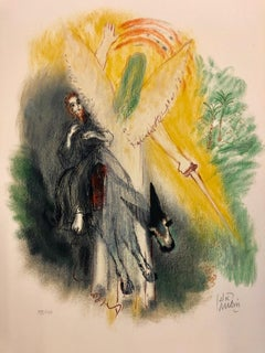 Visions of the Bible lX, Hand-Signed, Limited Edition Lithograph
