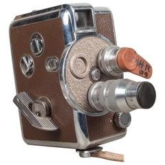 Revere 8mm Movie Camera, circa 1950