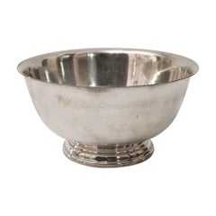 Revere Silver Bowl International Sterling Model D261