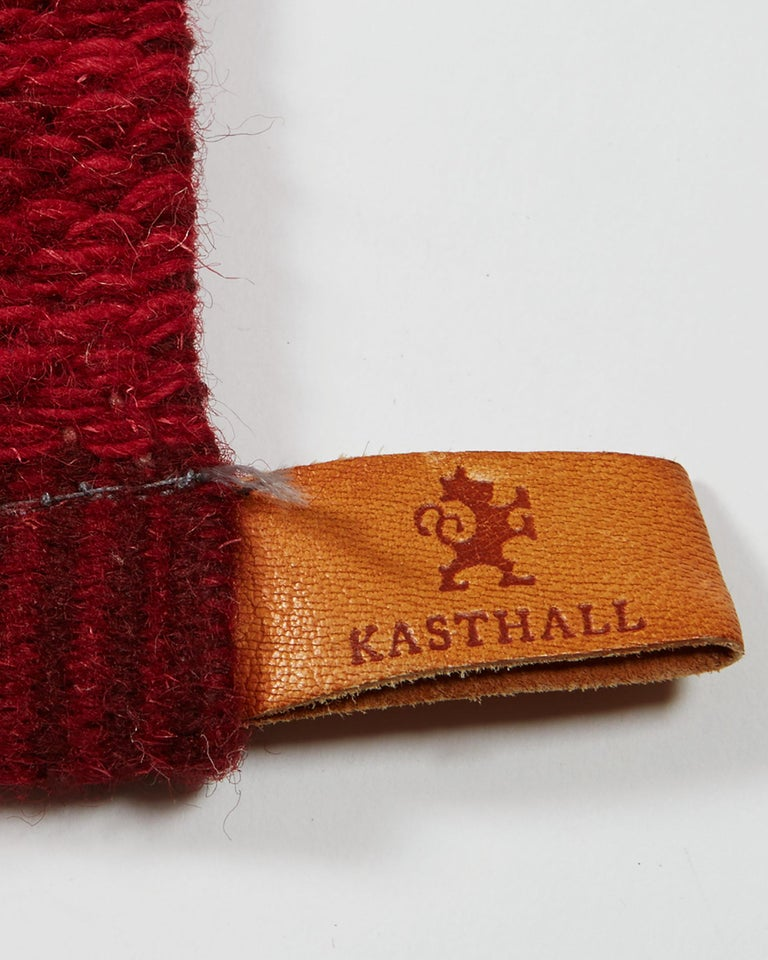 Swedish Reversable Rug for Kasthall, Sweden, 1960s For Sale