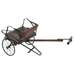 Reversible Baby Cart