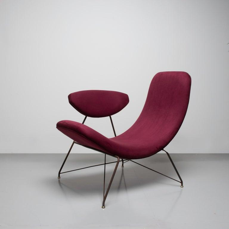 Mid-Century Modern Reversible by Martin Eisler, Modern Brazilian, Design 1955 For Sale