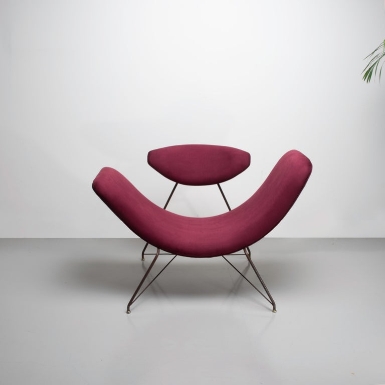 Reversible by Martin Eisler, Modern Brazilian, Design 1955 In Excellent Condition For Sale In Clifton, NJ