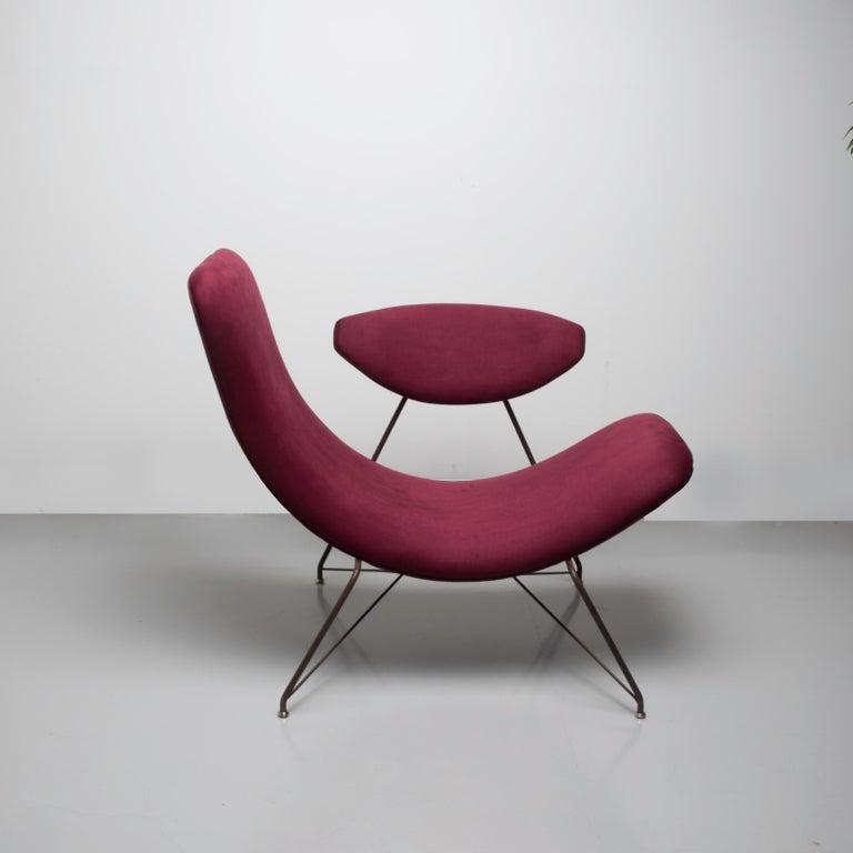 Mid-20th Century Reversible by Martin Eisler, Modern Brazilian, Design 1955 For Sale
