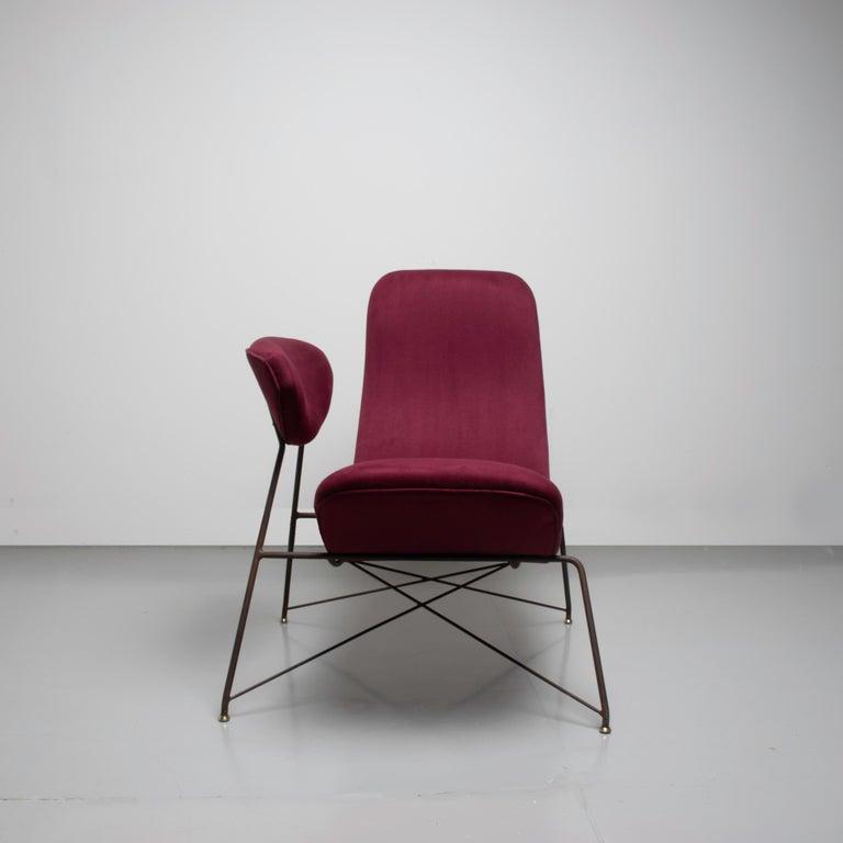 Reversible by Martin Eisler, Modern Brazilian, Design 1955 For Sale 2