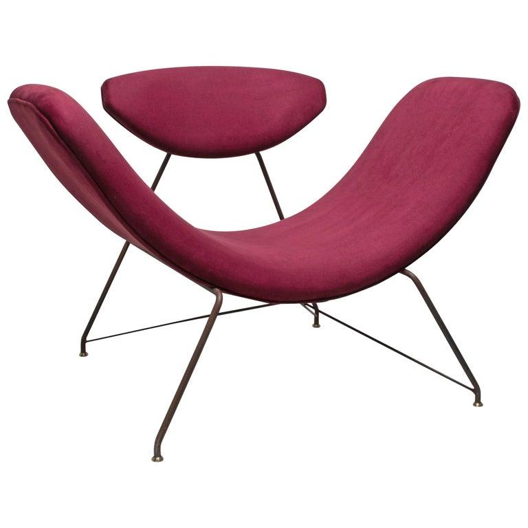 Reversible by Martin Eisler, Modern Brazilian, Design 1955 For Sale