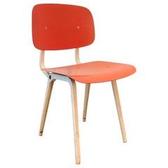 'Revolt' Chair by Friso Kramer for Ahrend de Cirkel, the Netherlands, 1953