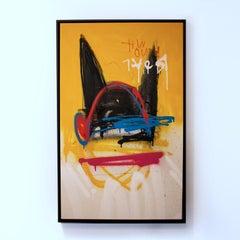 """""""Batday"""" framed"""
