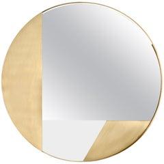 Revolution Mirror No.3, Brass