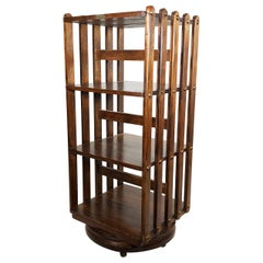 Revolving Bookcase by Sargent MFG Co.