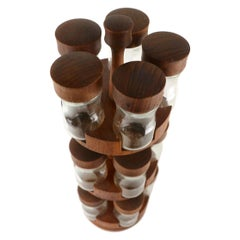 Revolving Danish Spice Rack by Digsmed