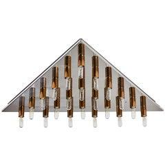 Rewire Custom Triangular Light Panel