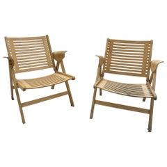 Rex Folding Chairs by Niko Kralj