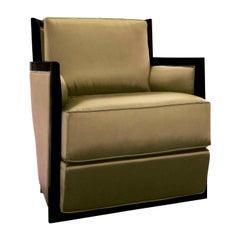 Rex Yellow Armchair