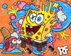 Bubbled Sponge