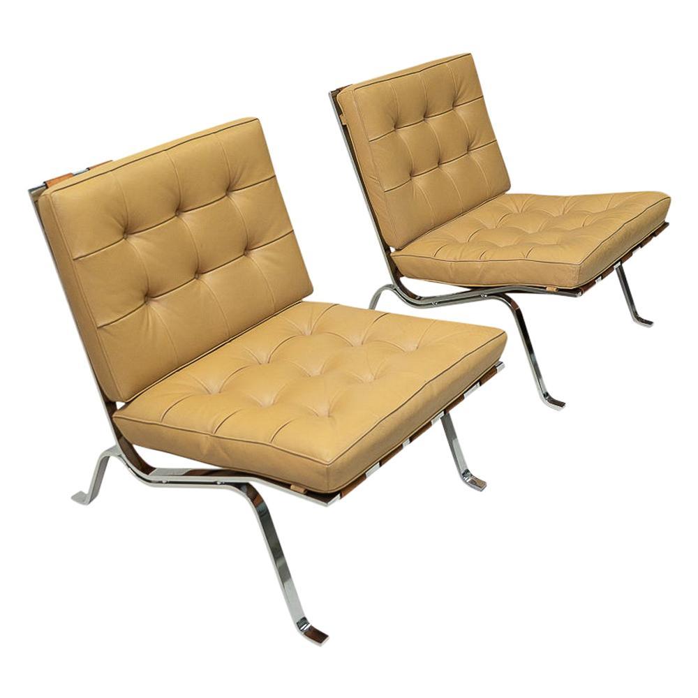 RH-301 Lounge Chairs by Robert Haussmann, 1960s, Set No 2