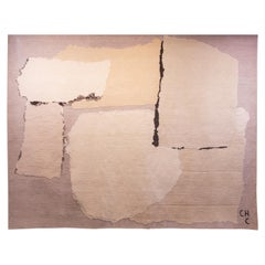 Rhizomes Hand Knotted Rug by Charlotte Culot