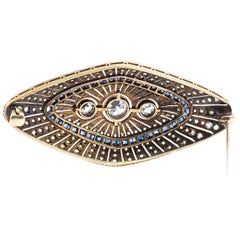 1910s Brooches