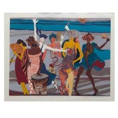 Rhythm of the Saints by Kathleen Carrillo