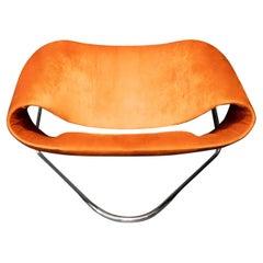 Ribbon Chair by Cesare Leonardi