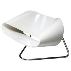 Ribbon Chair by Franca Stagi for Bernini, 1961