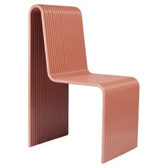 Ribbon, Indoor/Outdoor Aluminum Chair by LAUN