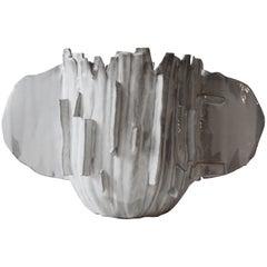 Ribbonear Ceramic Vase by Lava Studio Ceramics