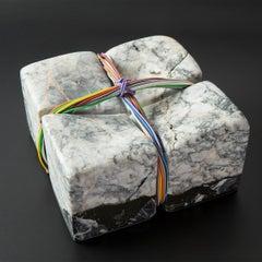 Regalític Sintètic - Abstract, Outdoor Sculpture, Marbel, Art, Ricard Casabayó