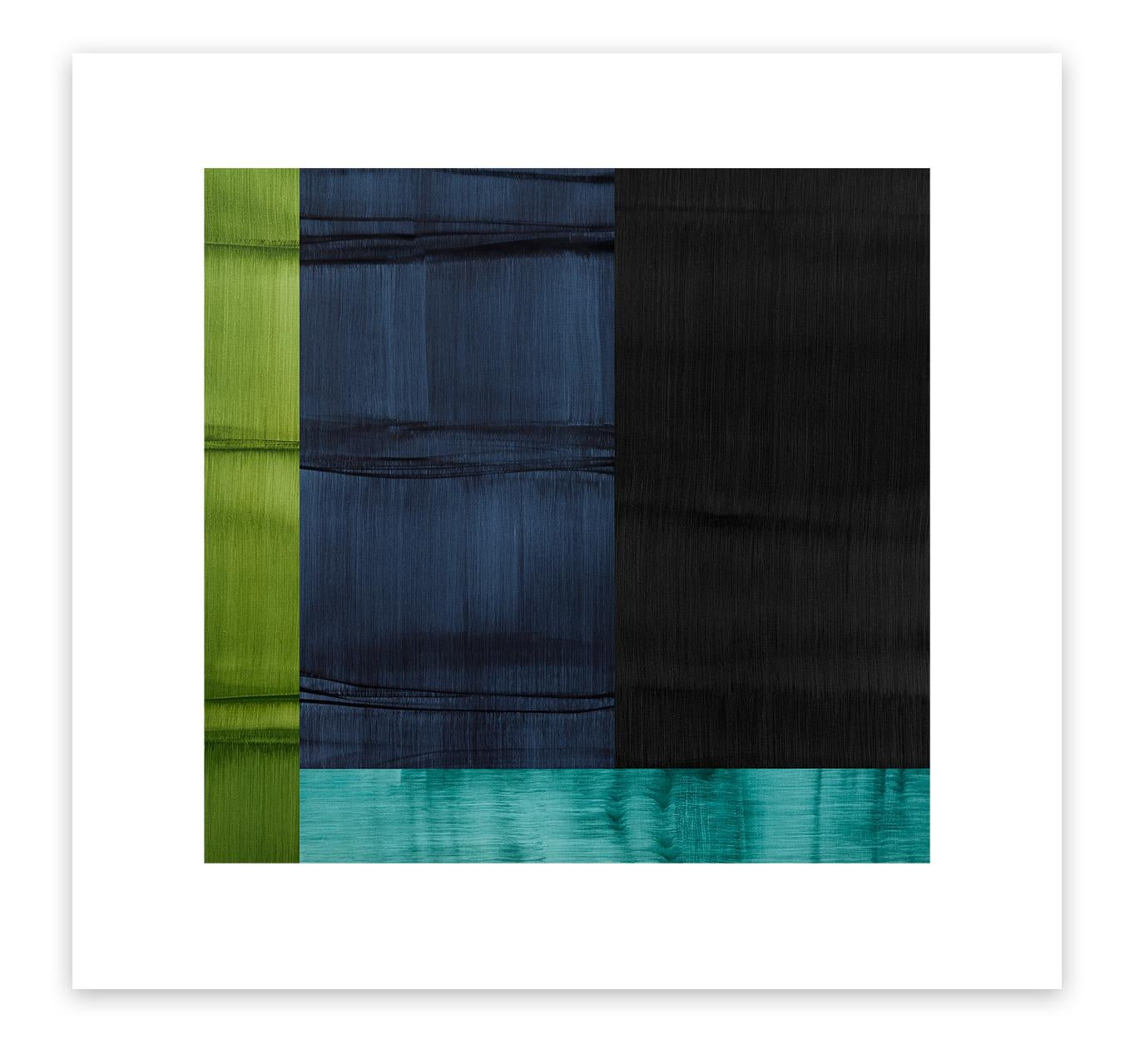 Bhutan Abstraction with Black - 1