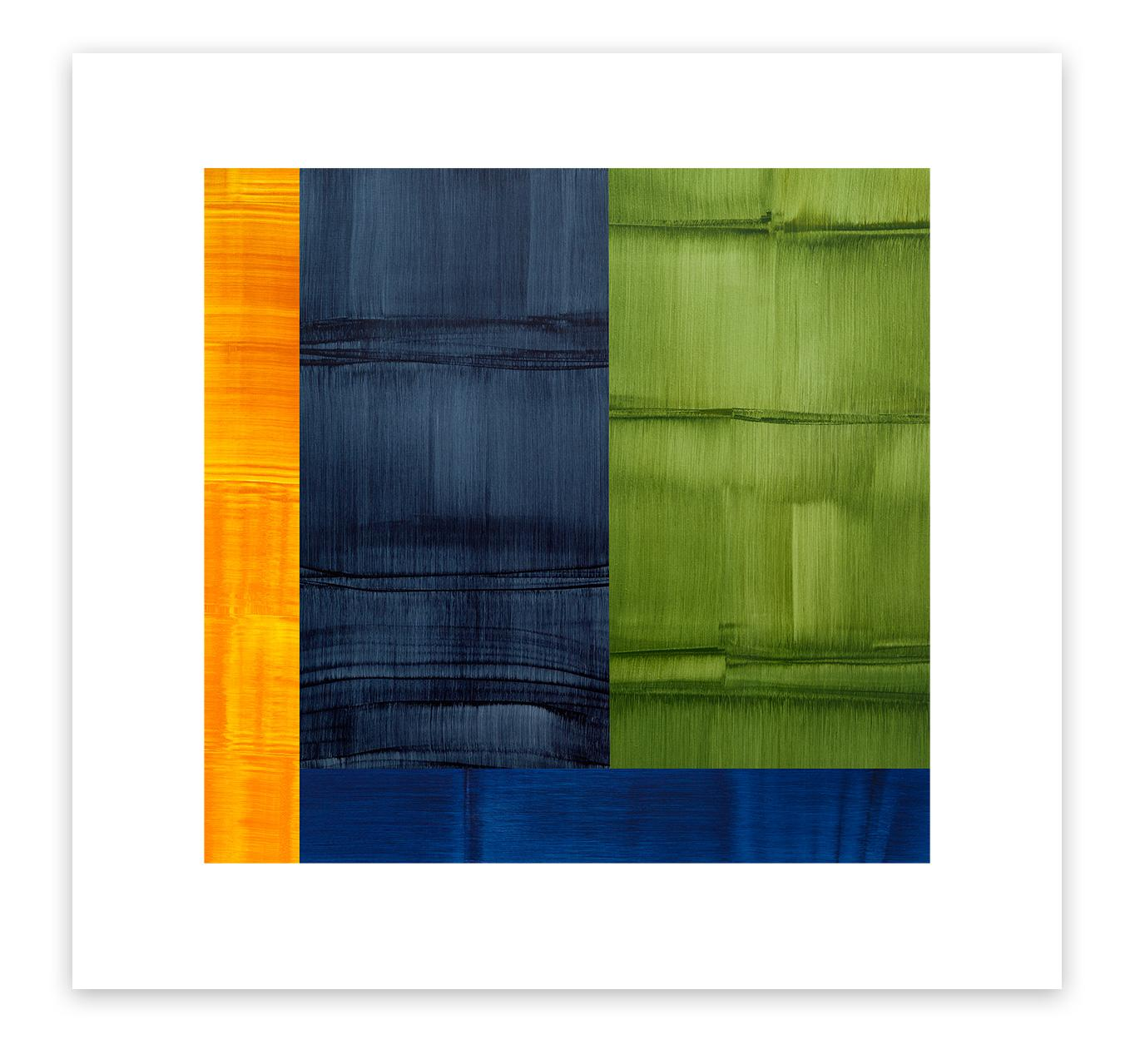 Bhutan Abstraction with Green - 1