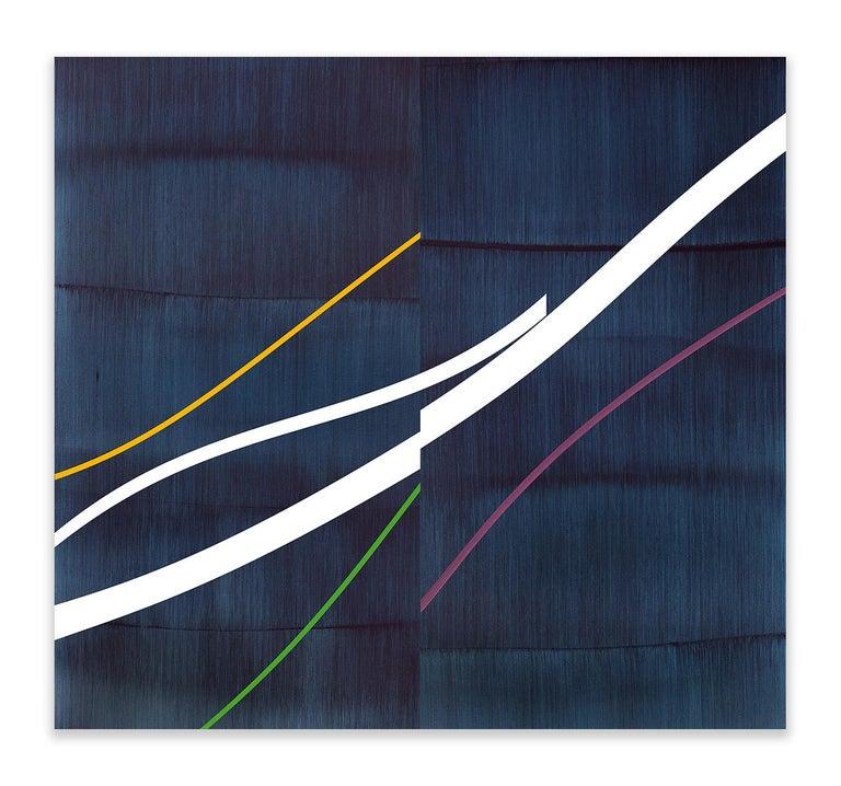 Noche Transfigurada P-2 - Abstract Art by Ricardo Mazal