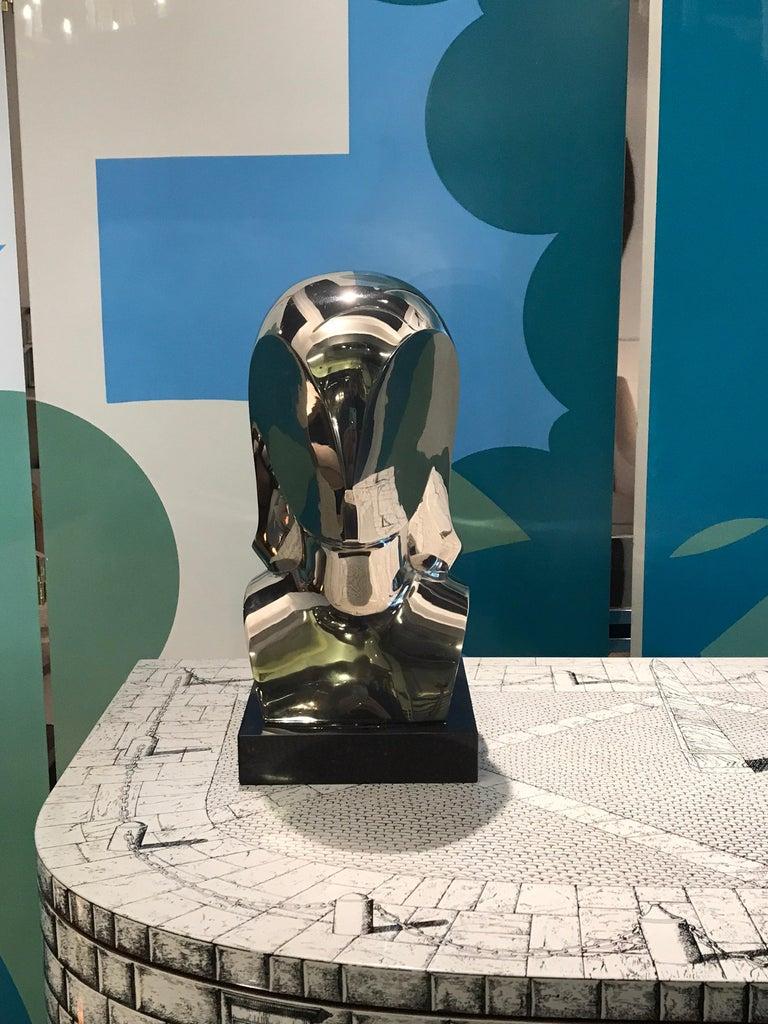 Riccardo Scarpa Bronze Sculpture For Sale 9