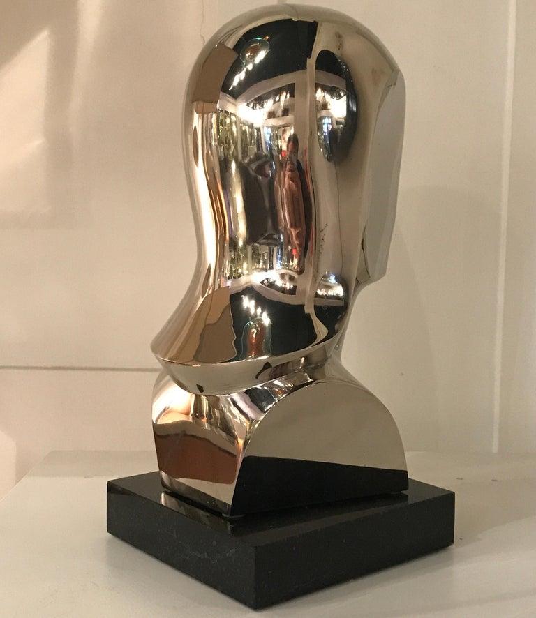 Riccardo Scarpa Bronze Sculpture For Sale 2