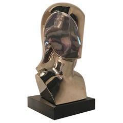 Riccardo Scarpa Bronze Sculpture