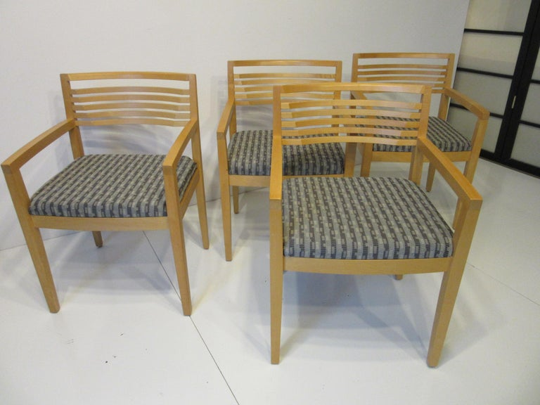 Ricchio Dining Chairs for Knoll For Sale 4