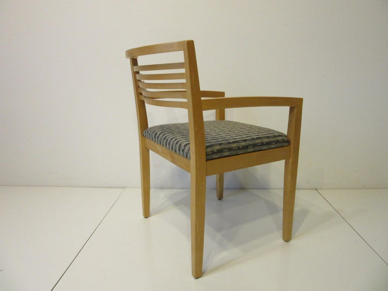 American Ricchio Dining Chairs for Knoll For Sale