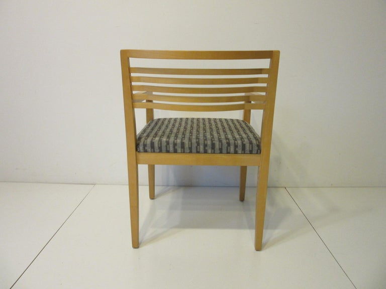 Ricchio Dining Chairs for Knoll In Good Condition For Sale In Cincinnati, OH