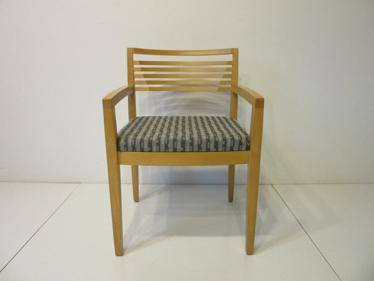 20th Century Ricchio Dining Chairs for Knoll For Sale
