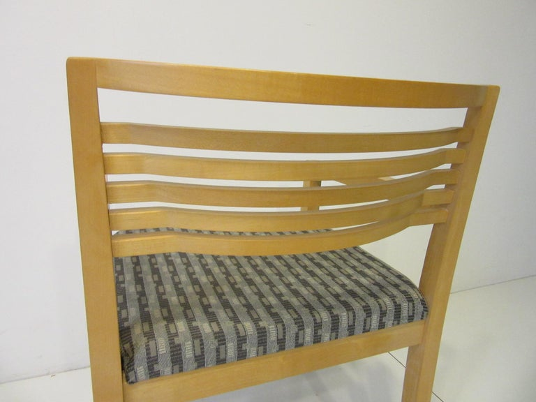 Ricchio Dining Chairs for Knoll For Sale 1