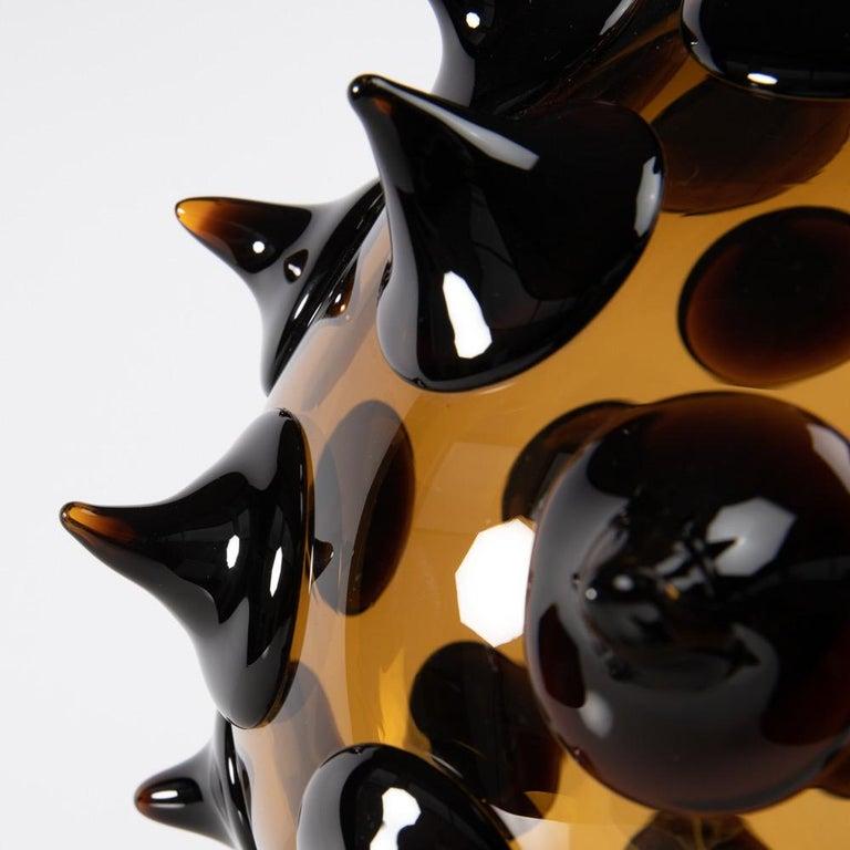 Riccio Vase, Gae Aulenti, Venini Murano, Italy In Good Condition For Sale In Brussels, BE