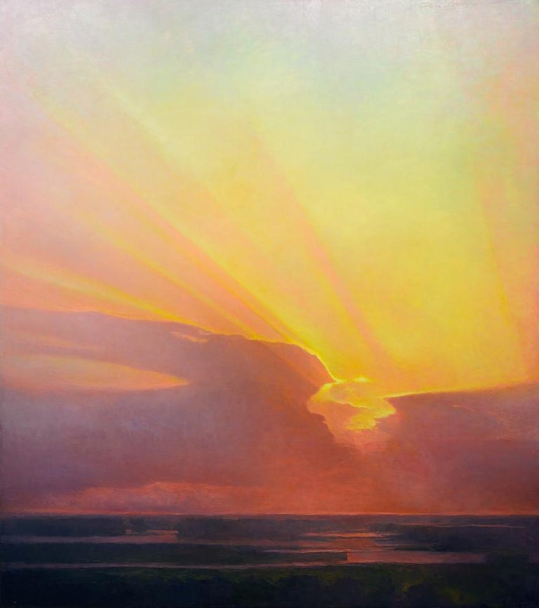 """""""Shine"""" - Painting by Rich Bowman"""